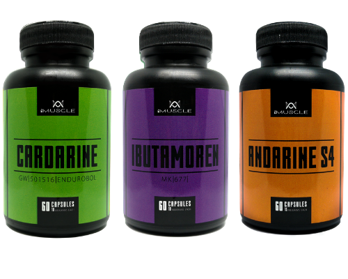 imuscle uk sarms stack-cardarine, ibutamoren, andarine - cutting, endurance stack 500x400