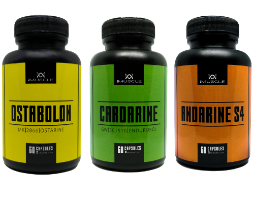 imuscle uk sarms stack-ostarine, cardarine, andarine - cutting stack 500x400