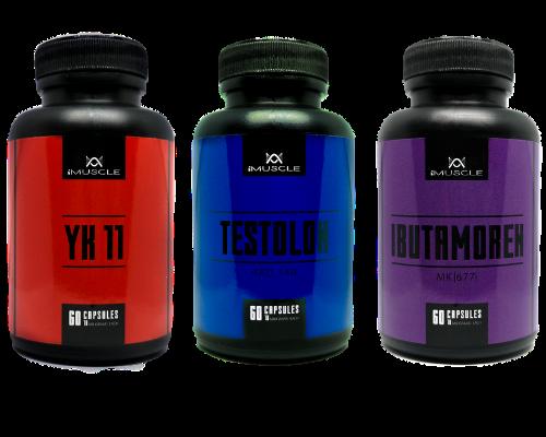 imuscle uk sarms stack-YK11, Testolone rad140, Ibutamoren - muscle mass stack500x400