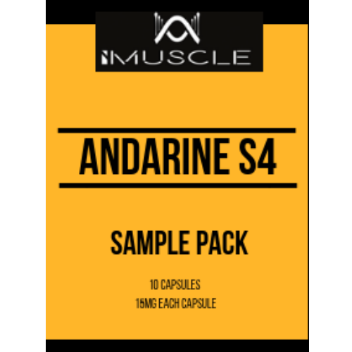 imuscle sarms uk - sample Andarine S4
