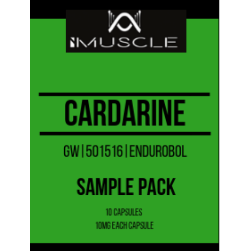 imuscle sarms uk - sample Cardarine | GW501516