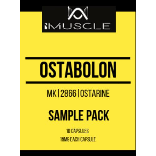 Buy Ostarine MK-2866 SARMs 15mg x 60 | iMuscle SARMs UK Best