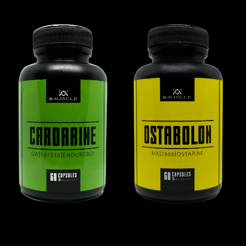 imuscle sarms uk - Cardarine | Ostarine | Lean muscle mass and fat burner stack
