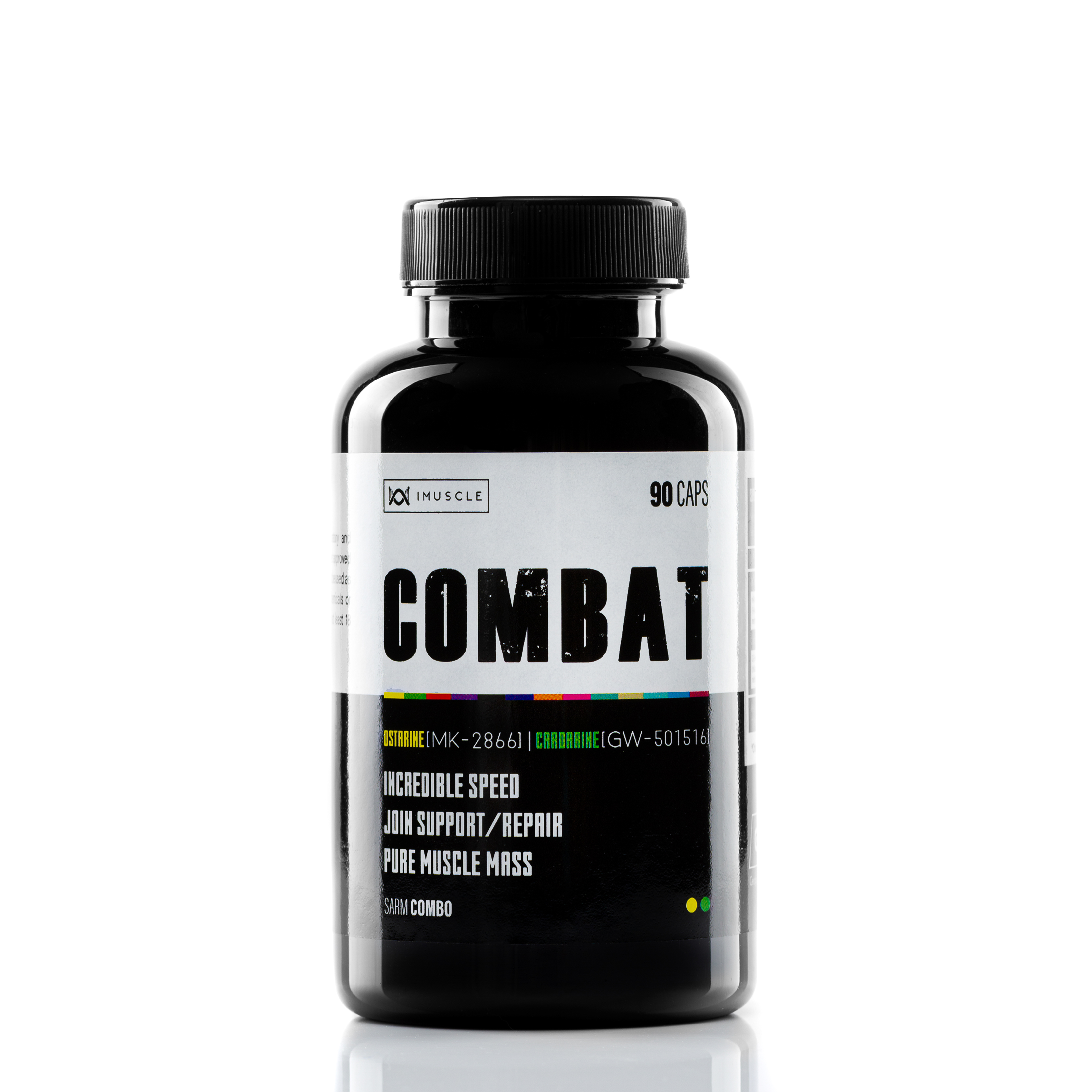 iMuscle Combat - combo sarms