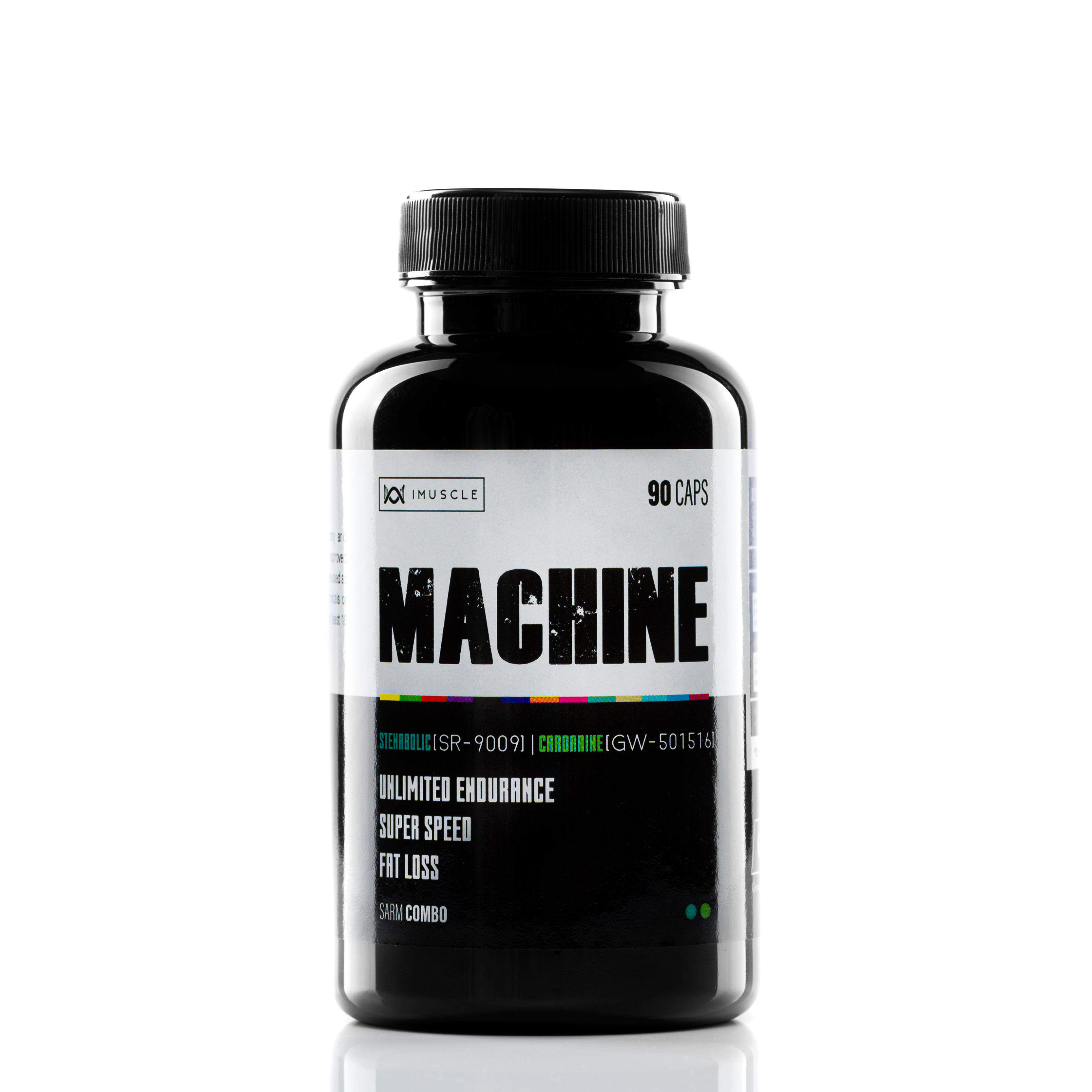 iMuscle Machine Combo sarms