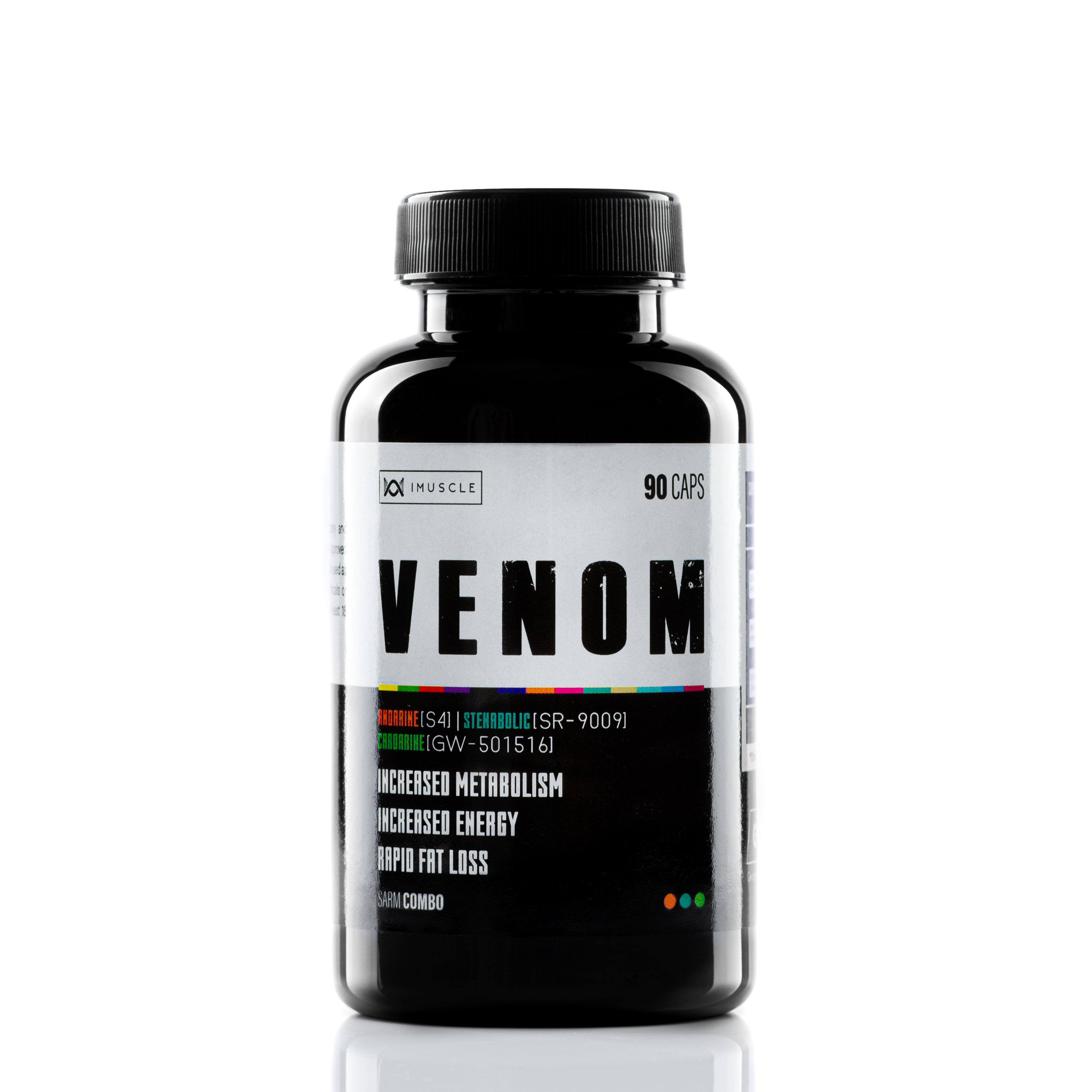 imuscle Venom combo SARMS
