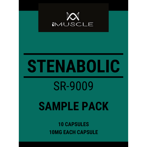 imuscle sarms stenabolic sr9009 sample pack